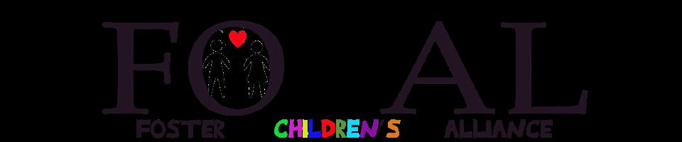 Logo of FOCAL Foster Children's Alliance